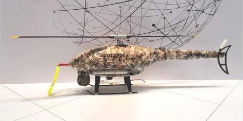 UAV Helikopter UVH-29E (UAVOS)