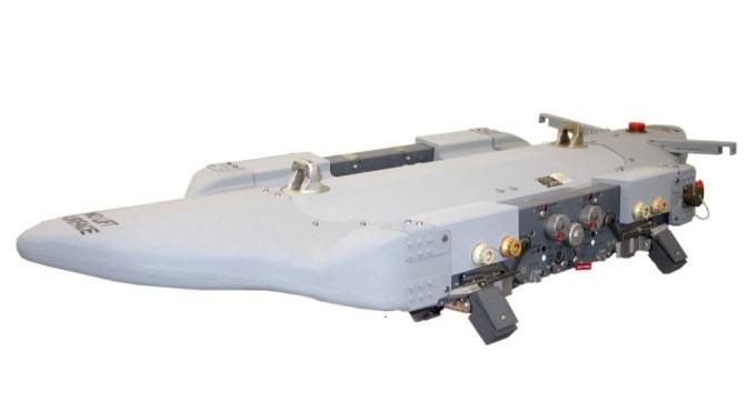 KF-X Akan Gunakan Rak Bom BRU-47 dan BRU-57 Besutan Harris