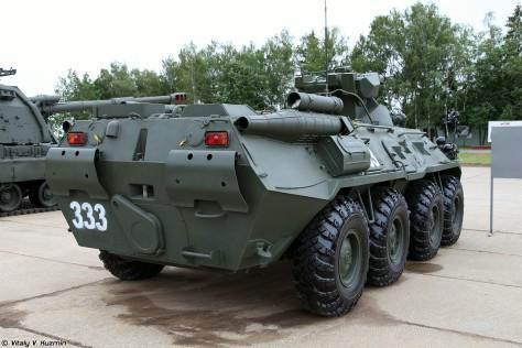 BTR-82A APC (Viltaly V Kuzmin) 1