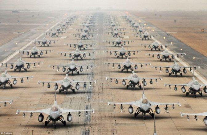 Korsel Sepakati Pembelian Senjata dari Amerika Serikat