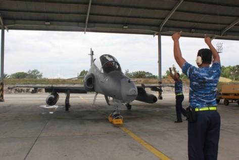 Hawk 100 200 TNI AU