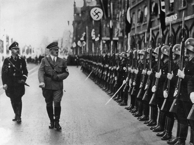 Jejak Nazi di Kaki Gunung Pangrango