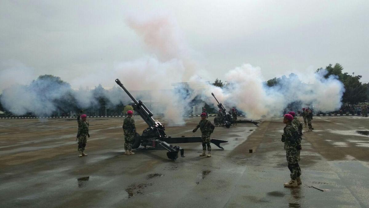Angkatan Laut Bangun Pangkalan Marinir di Sorong, Yonmarhanlan di Pontianak dan Tarakan