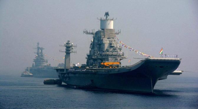 India dan Amerika Serikat Bahas Kerja Sama Teknologi Kapal Induk