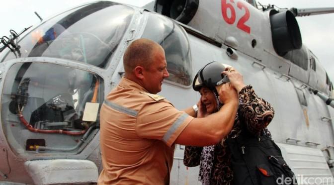 Admiral Panteleyev Rusia Bersandar di Pelabuhan Tanjung Priok (Foto)
