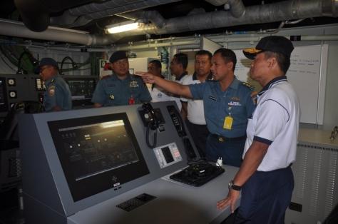 KRI I Gusti Ngurah Rai 332 (TNI AL) 1