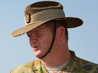Major General Gus McLachlan (NT News)