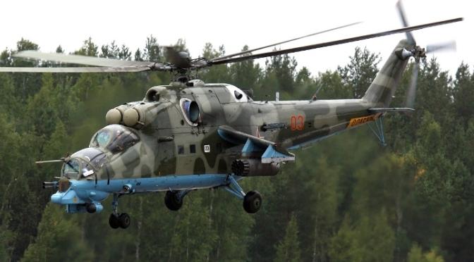 Rusia Sedang Mengembangkan Helikopter Tempur Tercepat di Dunia