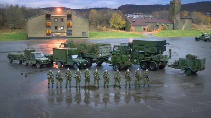 Kontrak Pengadaan Sistem Pertahanan Udara NASAMS Senilai 77 Juta Dollar AS