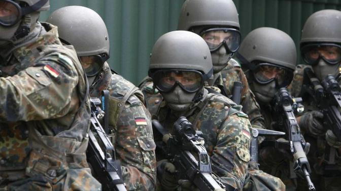 """Militer Jerman Bersiap Hadapi """"Ancaman"""" Tahun 2040"""