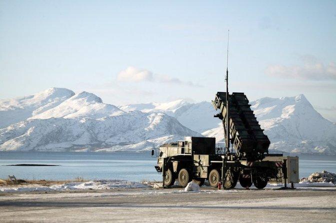 Swedia Akan Beli Sistem Rudal Pertahanan Patriot