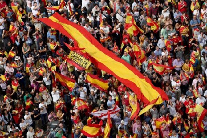 Spanyol Lihat Indikasi Campur Tangan Rusia Terkait Referendum Catalonia