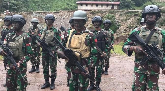 Bebaskan Sandera di Papua, Lima Perwira TNI Tolak Kenaikan Pangkat