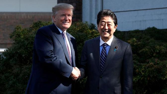 Jepang Khawatir Amerika Serikat Serang Korea Utara Tanpa Koordinasi