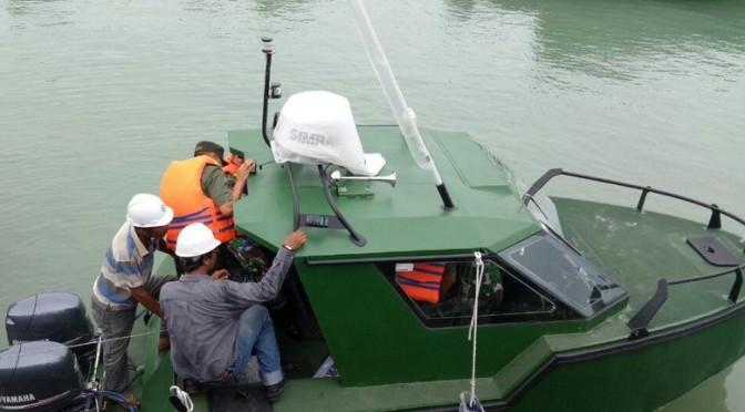 TNI Pesan 22 Unit Speedboat