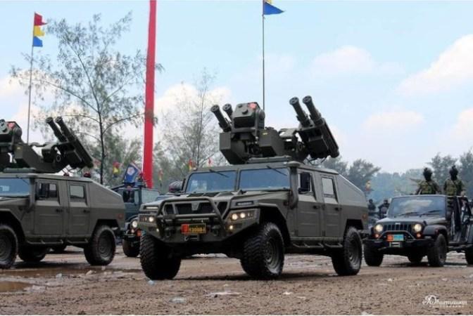 Satu Resimen Arhanud Akan Ditempatlkan di Pekanbaru atau Dumai