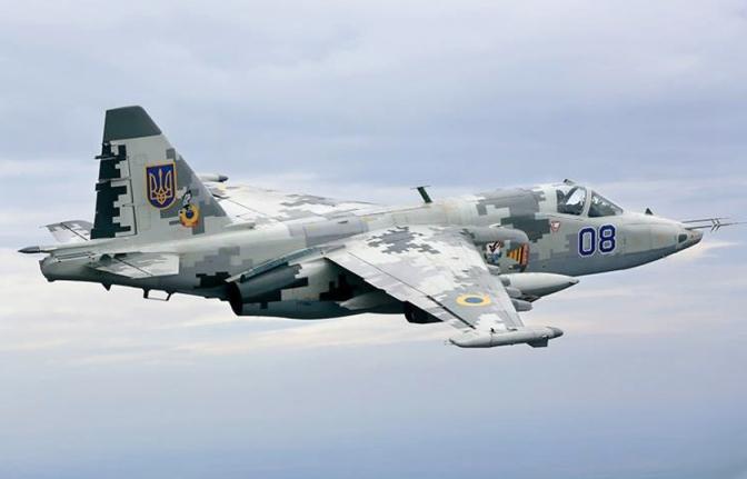 Rusia Mulai Gunakan Jet Tempur Su-25SM3 yang Dimodernisasi