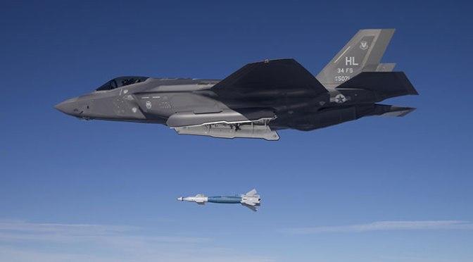Biaya Program F-35 Amerika Serikat Capai Rp 20.300 T