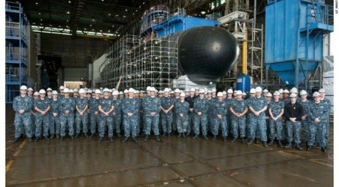 USS South Dakota Diklaim Kapal Selam Tercanggih di Dunia