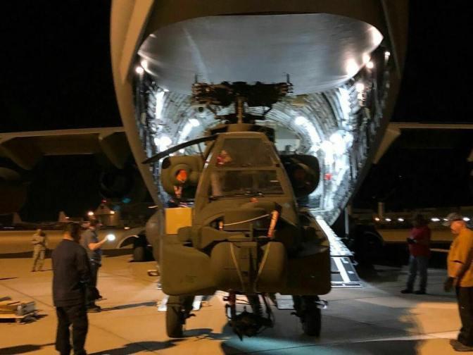 Kontrak Delapan Unit AH-64 Apache Indonesia Mencakup Opsi Akuisisi Batch Tambahan