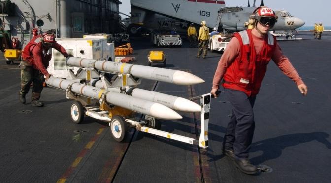 Raytheon Menangkan Kontrak Produksi AMRAAM, Termasuk Untuk Indonesia