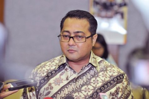 Anggota Komisi I DPR Teuku Riefky Harsya (DPR.go.id)
