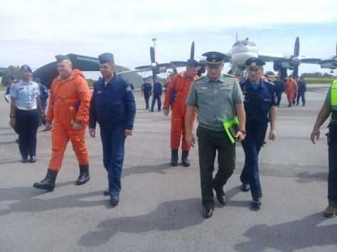 Angkatan Udara Rusia Gelar Latihan Navigasi di Biak (RRI) 3