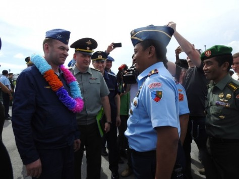 Angkatan Udara Rusia Gelar Latihan Navigasi di Biak (RRI)