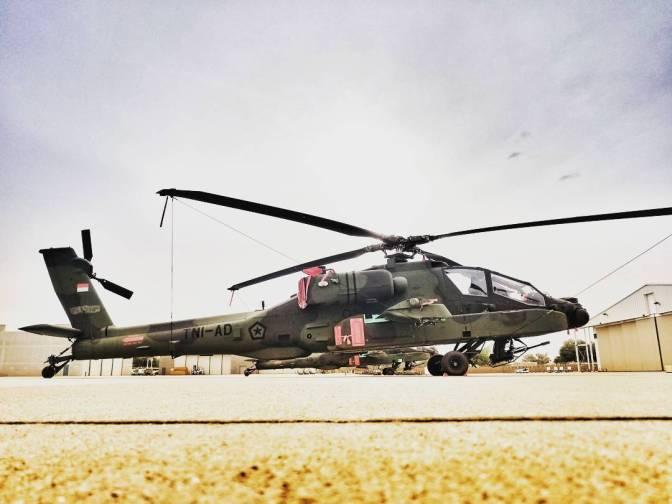 Apache Akan Diserahkan, Selanjutnya Boeing Tawarkan Chinook