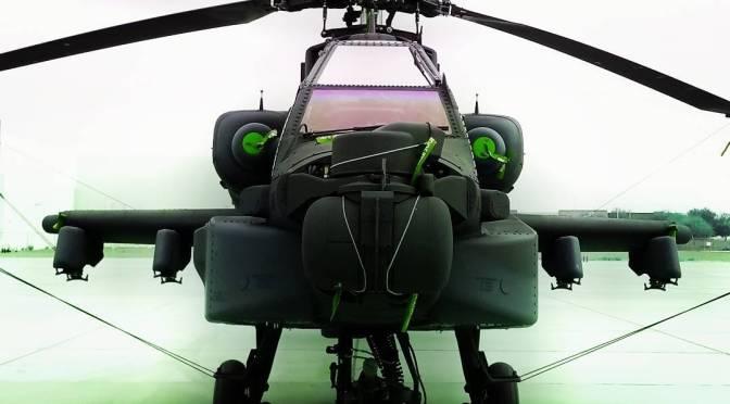 Ada Dua Pilot Terlatih untuk Kemudikan AH-64 Apache TNI AD