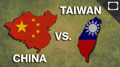 China Vs Taiwan (Youtube)