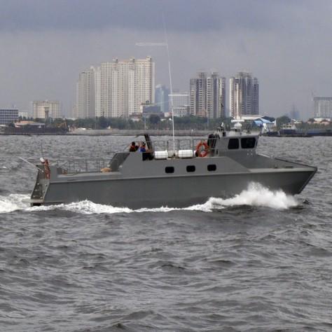 Combat Boat 18 M (Tesco)