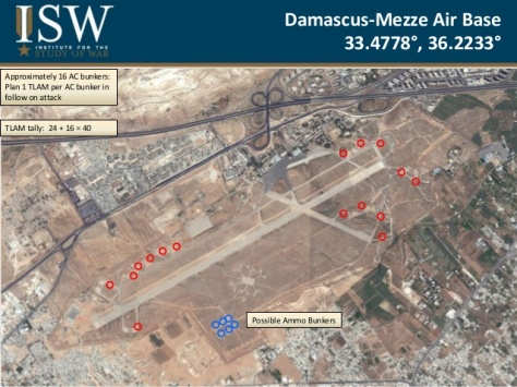 Damascus-Mezze Air Base (SlideShare)