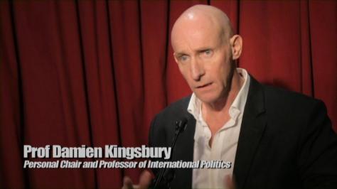 Damien Kingsbury (Youtube)