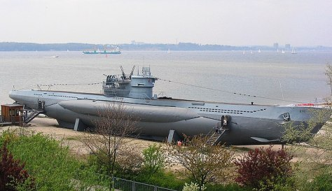 Deutsch, U 995, Marinemuseum in Laboe bei Kiel (Wiki)