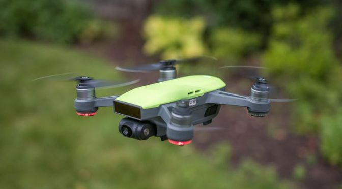 Intaian Drone Jadi Ancaman Nyata