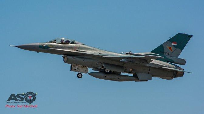 Mabes TNI-AU Programkan Bangun Skadron Udara F-16 di Ambon