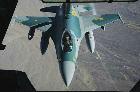 F-16 TNI AU 34 (TNI AU)