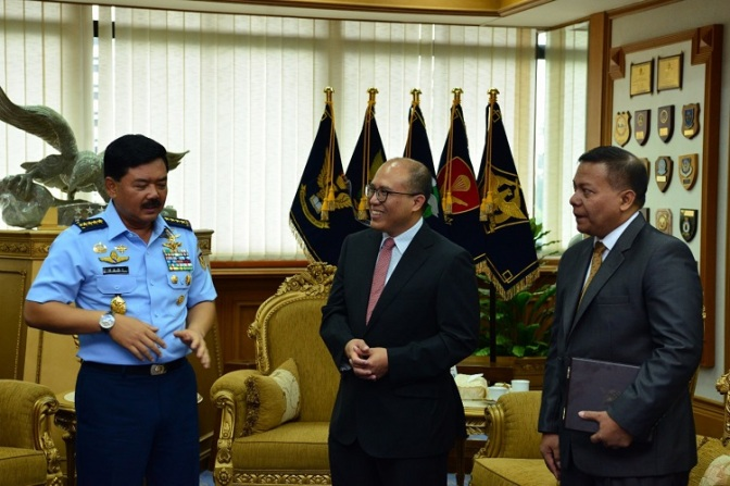 TNI AU Kembangkan Teknologi Radar