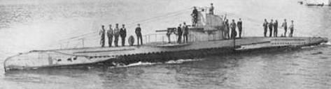 Kapal selam milik Jerman. (The Vintage News) 1