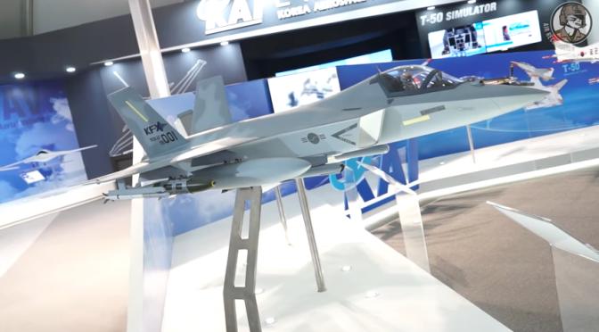 Lockheed Martin Dukung Indonesia Dalam Pengembangan Pesawat Tempur KFX/IFX