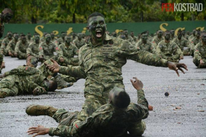 Batalyon Mandala Yudha Kostrad Akan Menampung Kurang Lebih 1200 Personel