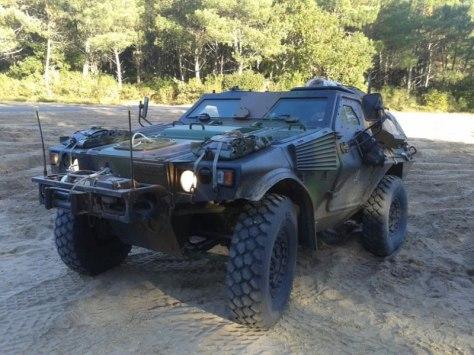 Panhard 4x4 VBL MK2 (Al Defaiya)
