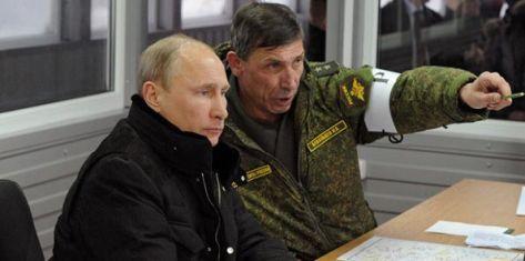 Presiden Rusia Vladimir Putin. (Istimewa)