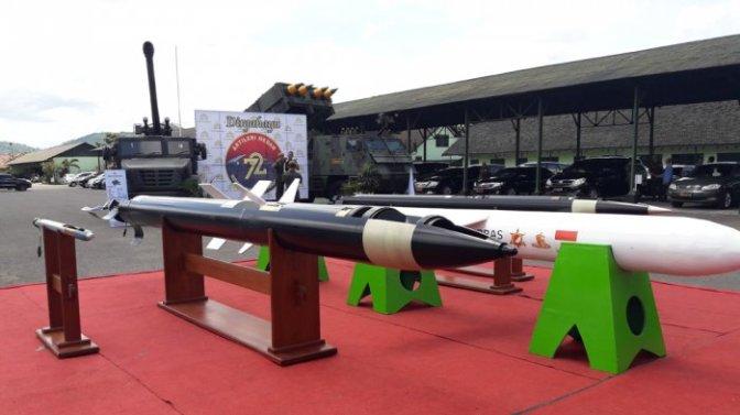 Armed Akan Dilengkapi dengan Radar Anti Artileri, UAV, GPS, LRF dan Sistem Penemu Sasaran