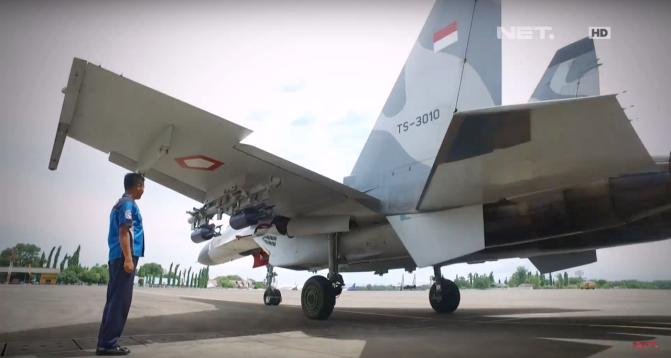 Angkatan Udara Uji Coba Bom P250