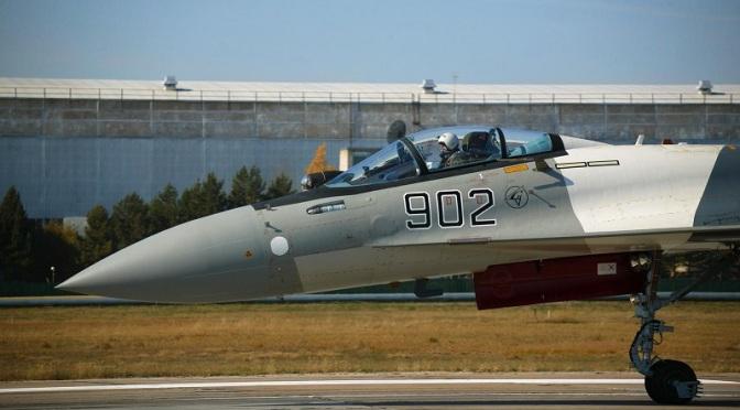 Perundingan Pembelian Sukhoi dengan Rusia Alot