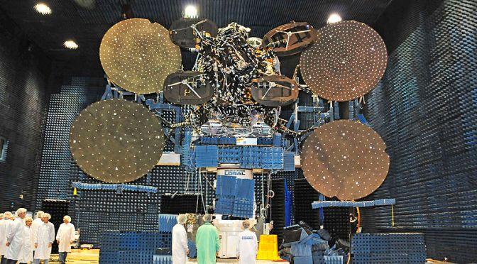 BKPM Bekerja Sama dengan Kemkominfo Tawarkan Satelit Multifungsi Pemerintah