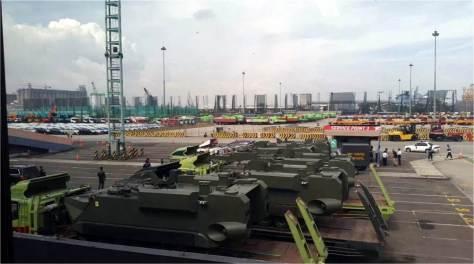 Arisgator arrives at Tanjung Priok Car Terminal (24012018) (Defence.pk) 1