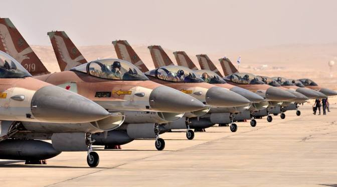 Israel Jual 30 Unit F-16 Bekas ke Kroasia Senilai Rp 6,6 T